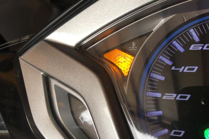 Lampu MIL di motor Honda