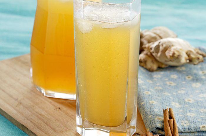 Resep Membuat Spicy Lemon Squash