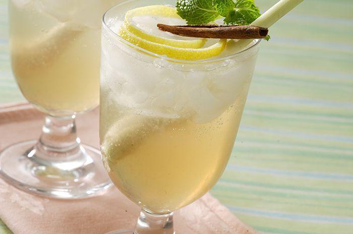 Resep Membuat Spicy Lemon Slush