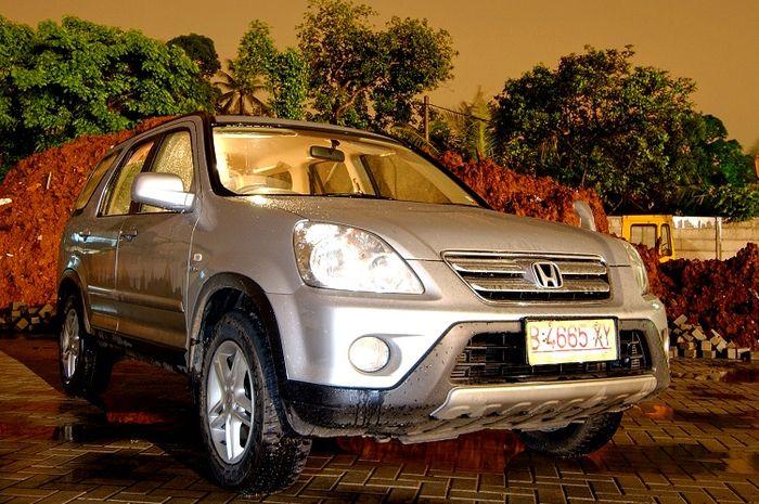 Honda CR-V Gen 2