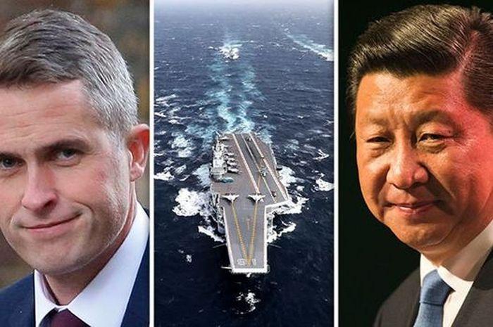 Inggris dan China