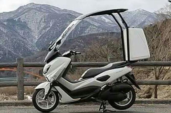 Yamaha NMAX Canopy