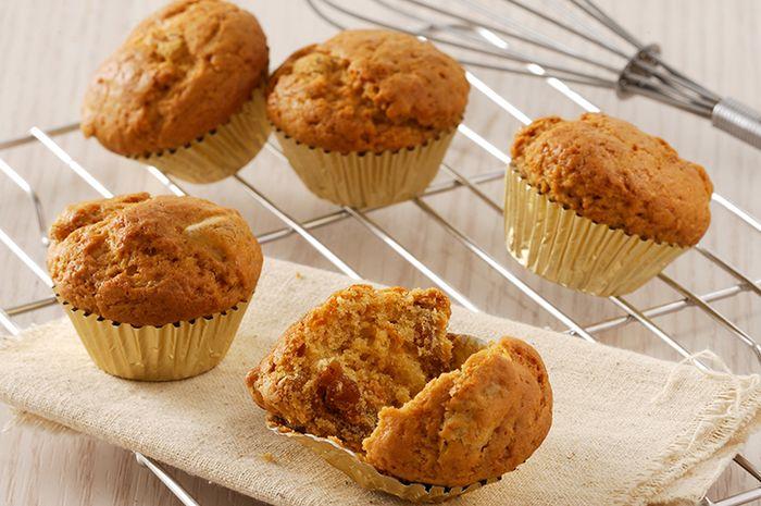 Resep Membuat Muffin Karamel Kue Keranjang