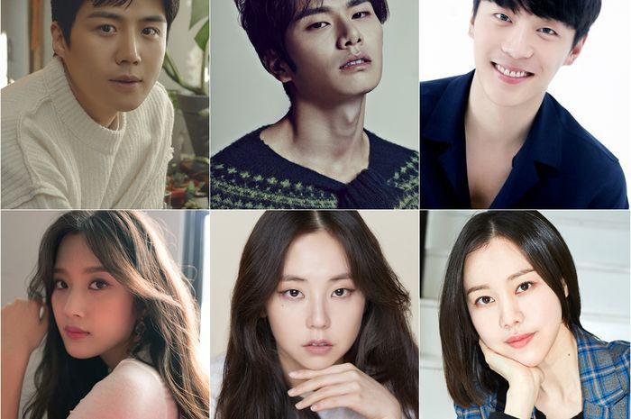 gambar 1 - drama korea baru welcome to waikiki
