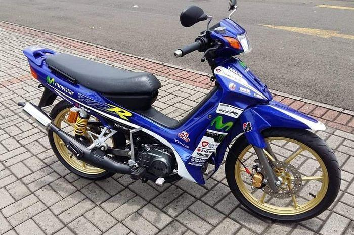 F1Z-R milik Rully ditawarkan Rp 25 juta