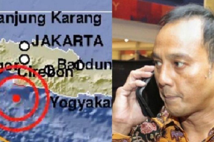Berita Terpopuler Hari Ini, Gempa di Jakarta hingga Dipo Latief