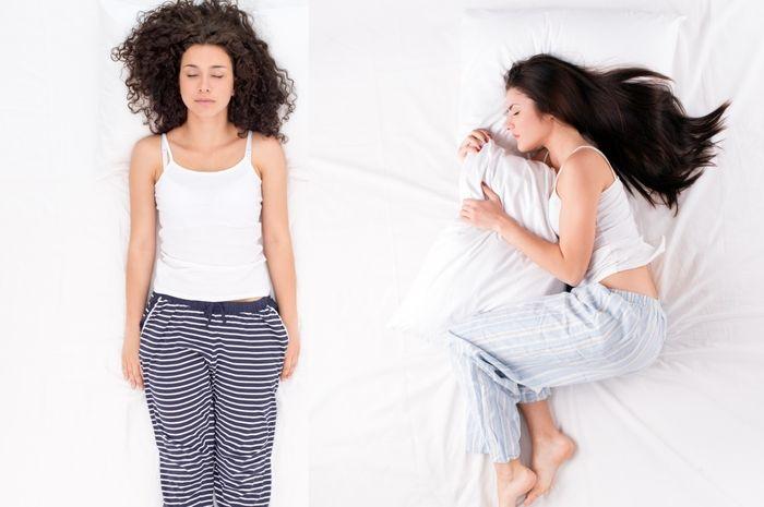 Posisi Tidur Anda Memengaruhi Kesehatan