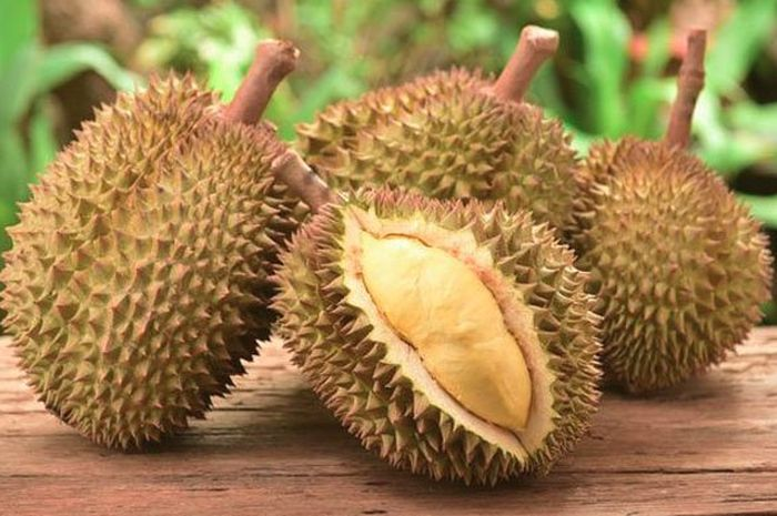 Durian dan manfaatnya