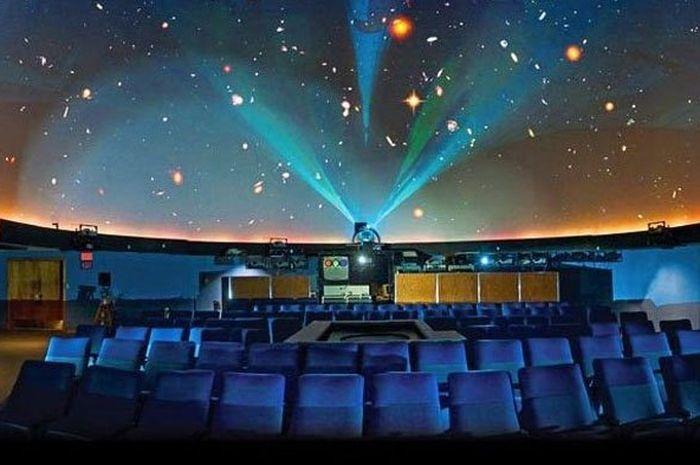 Planetarium Jakarta Wisata Edukasi Mengenal Lebih Dekat