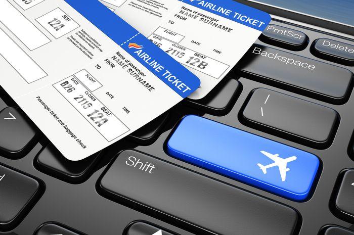 Trik Jitu dapat tiket pesawat murah
