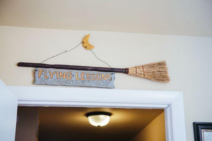 Buat rumah terasa nuansa Harry Potter