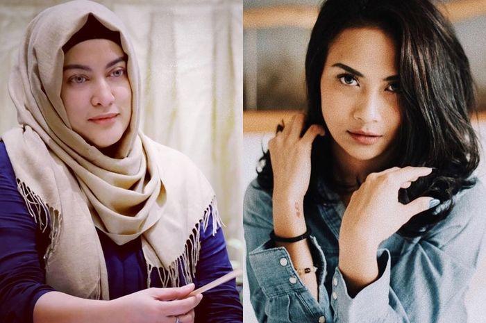 Tali persahabatan Vanessa Angel dan Jane Shalimar terputus karena kasus prostitusi online.