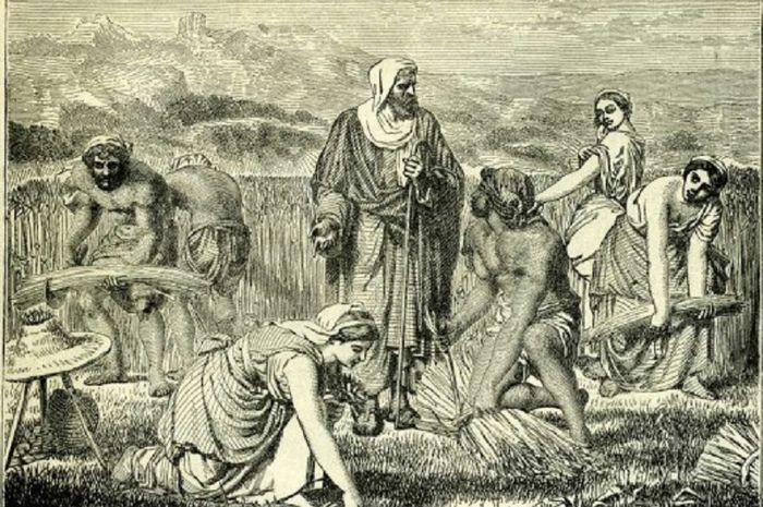 Gaya hidup masyarakat Israel Kuno