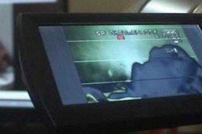 Ilustrasi video mesum.