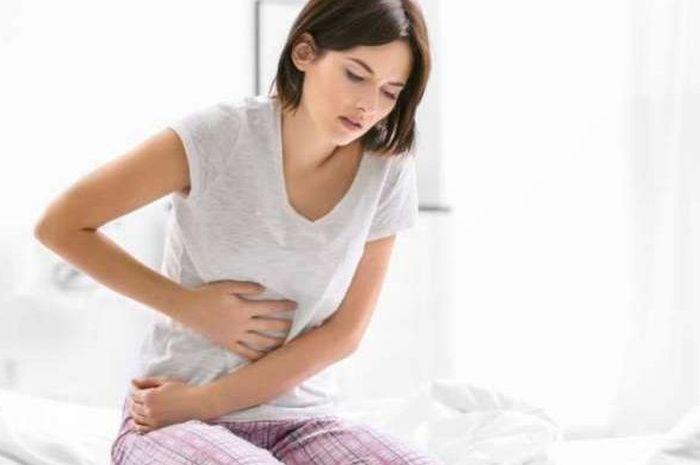 Ilustrasi sakit lambung.
