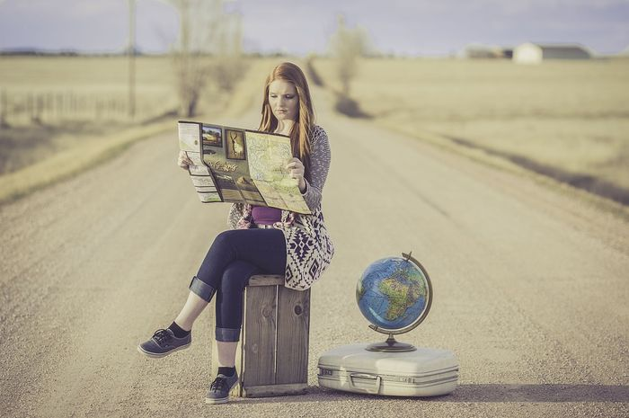 Saat hamil, Moms bisa lo traveling dengan nyaman