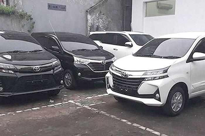 New Toyota Avanza dan New Toyota Veloz