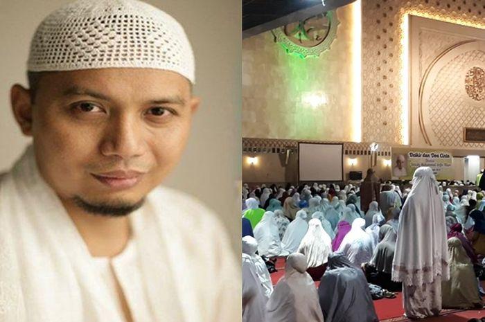 Zikir dan doa cinta bersama untuk Ustaz Arifin Ilham diselenggarakan malam ini, Minggu (13/1/2019) d