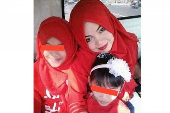 Pembunuhan Janda dengan kedua anaknya