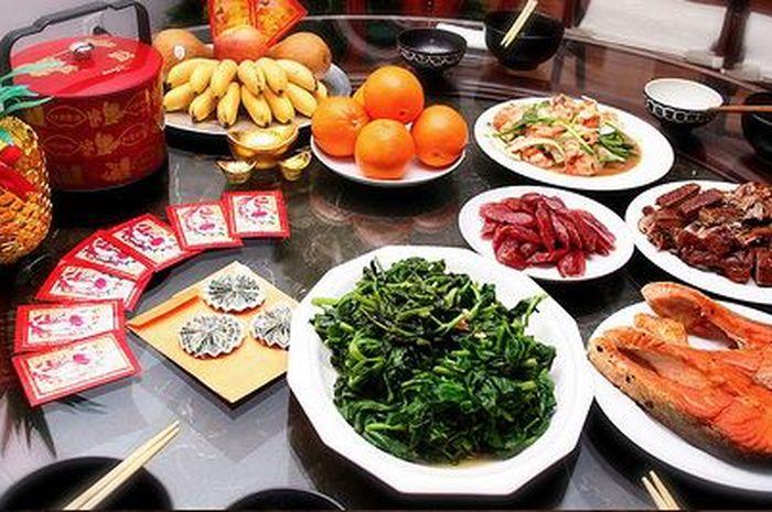 Imlek 2019 7 Kuliner Khas Tahun Baru Imlek Jomblo Wajib Santap