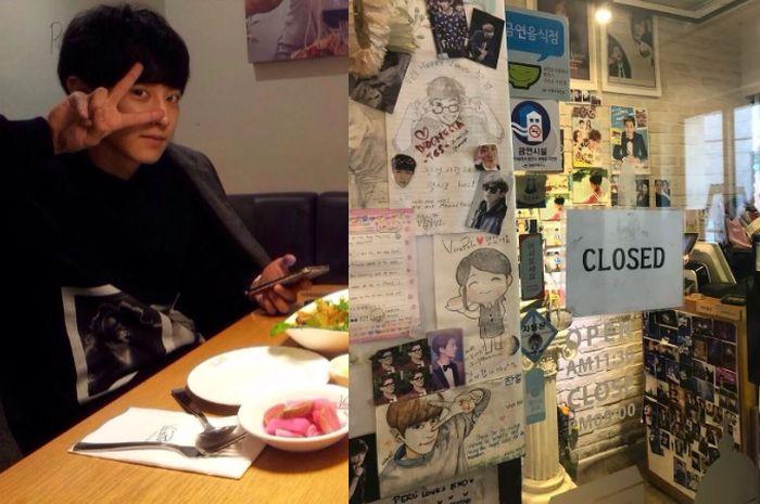 Restoran Chanyeol EXO