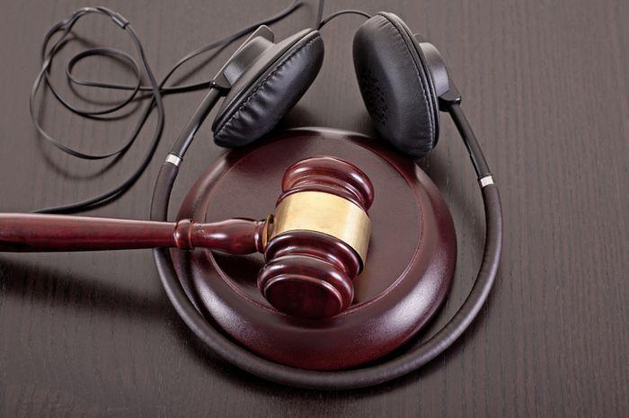 Ilustrasi hak cipta musik