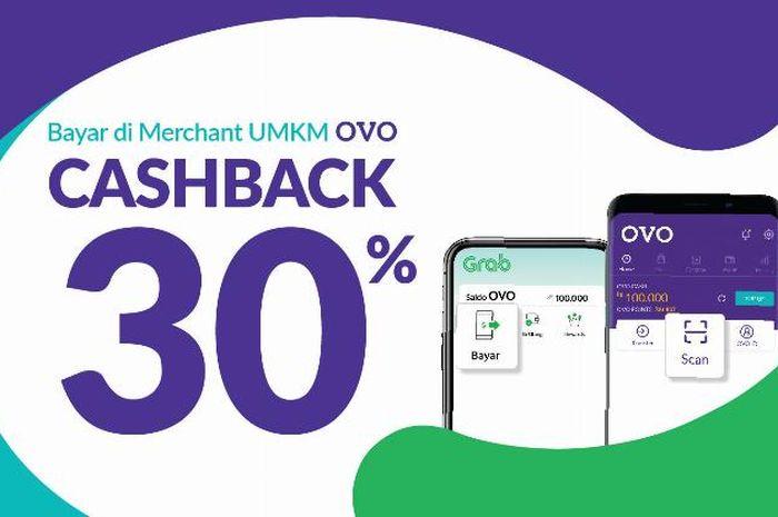 Cara Mencari Daftar Rumah Makan UMKM yang Berikan Promo Cashback OVO