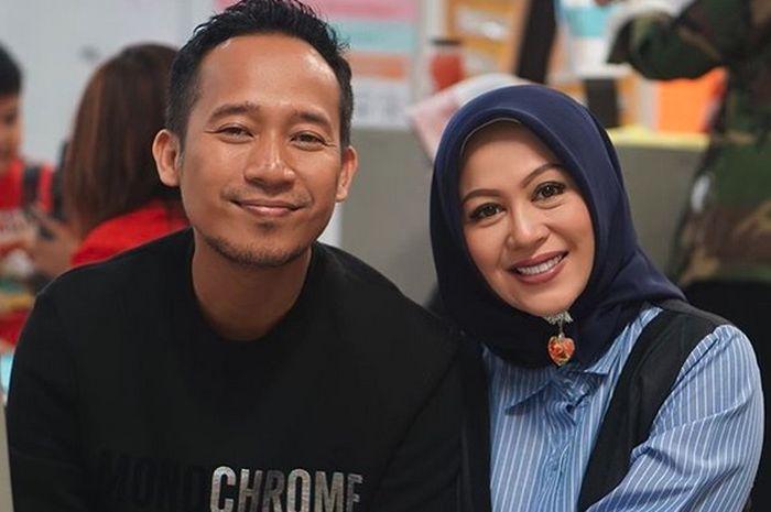 Denny Cagur dan Shanty Widihastuti