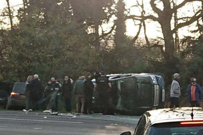 Kondisi Land Rover Pangeran Philip