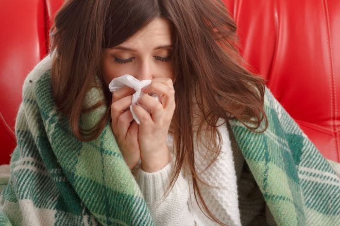 Sakit flu berkepanjangan salah satu tanda terkena sinus