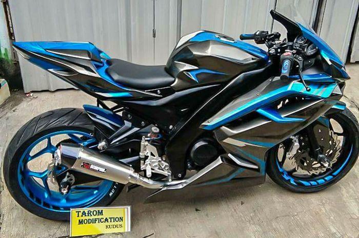Honda Cbr250rr Kw Super Aslinya Sih Yamaha V Ixion Versi Modif