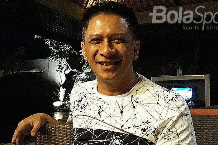 Eks CEO Arema FC, Iwan Budianto