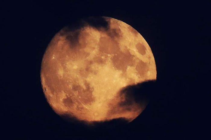 Bulan Purnama dan Gerhana Terjadi Hari Ini, Jadi Fenomena Langka Hingga Disebut Super Blood Wolf Moon, Kenapa?