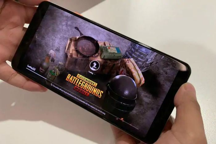 Ilustrasi main game PUBG Mobile
