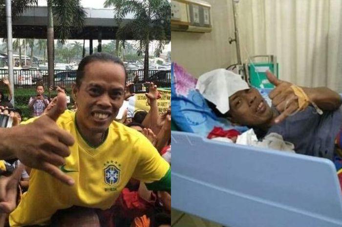 Ronaldikin meninggal dunia karena infeksi paru-paru