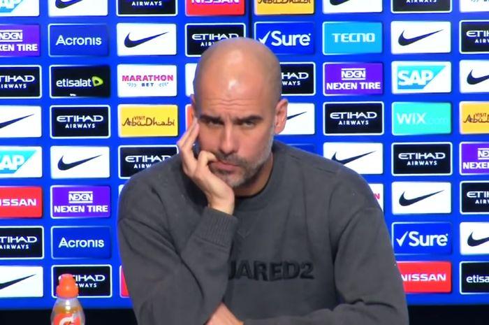 Pelatih Manchester City, Pep Guardiola, memberikan penjelasannya agar Manchester City juara musim ini dengan cara bermain yang sama seperti musim lalu.