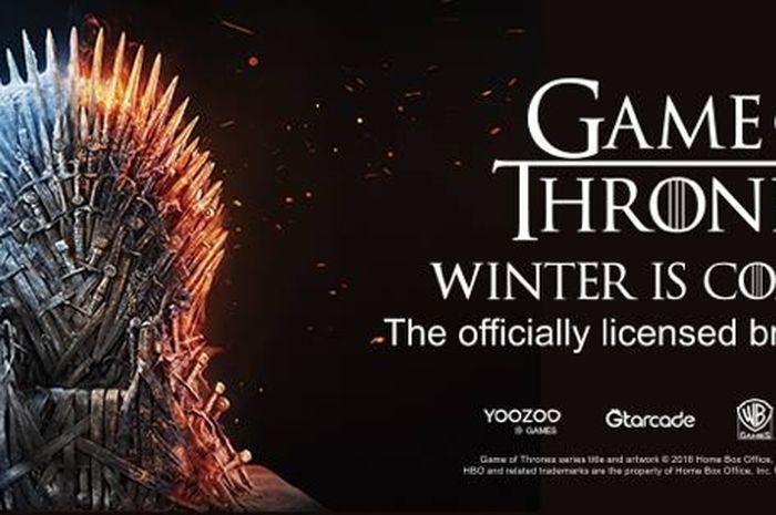 Tencent Merilis Versi Uji 'Game of Thrones: Winter Is Coming' di Cina