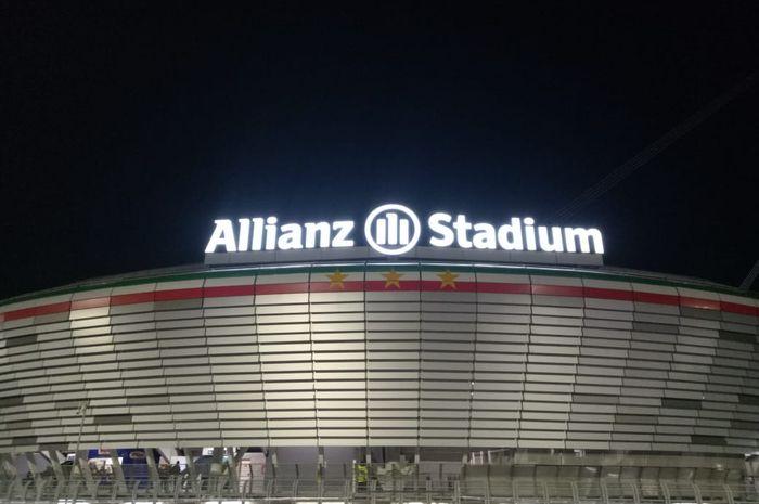 Berkapasitas 41.507 Bangku, Ada 3 Hal Menarik di Luar Stadion Juventus - Bolasport.com