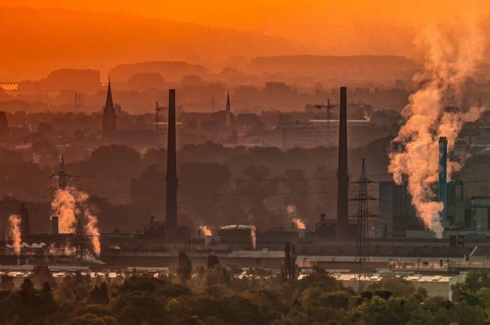 polusi udara sebabkan bad mood