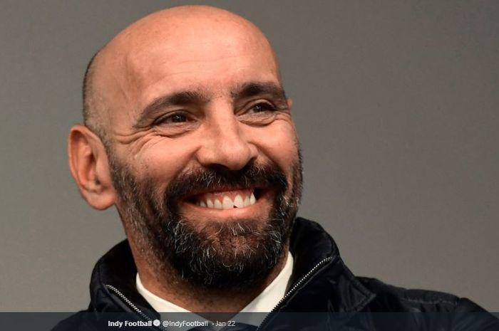 Direktur Olahraga AS Roma, Ramon Rodriguez Verdejo alias Monchi, dilaporkan dibidik Arsenal untuk me