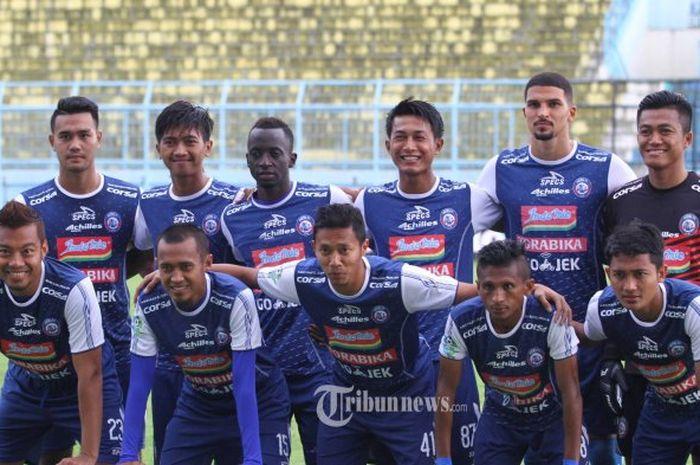 Skuat Arema FC