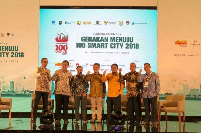 Banyak Pengalaman, Sinarmas Land Siap Berkolaborasi di Smart