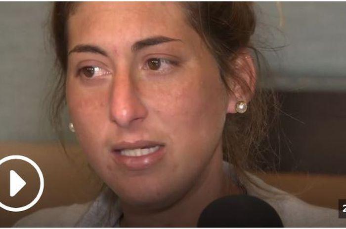 Romina Sala, adik perempuan Emiliano Sala meminta pencarian terus dilakukan.