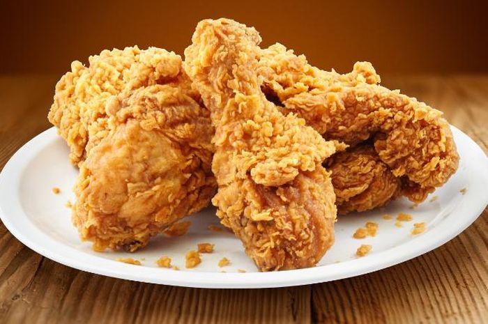 Image result for Ayam Goreng Tepung KFC
