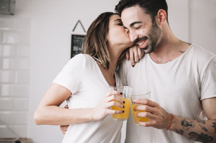 Inilah hal yang diinginkan pria dari pasangannya saat berciuman.