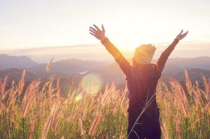Alam bisa membantu Anda merasa lebih bahagia.