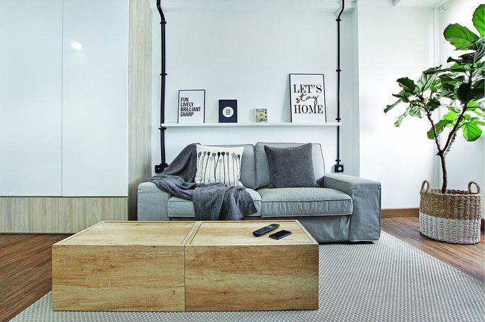 Pemilihan pelapis sofa merupakan salah satu faktor yang menentukan kenyamanan.