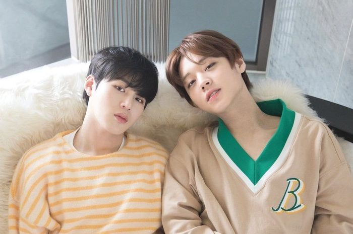 Ha Sung Woon dan Park Jihoon