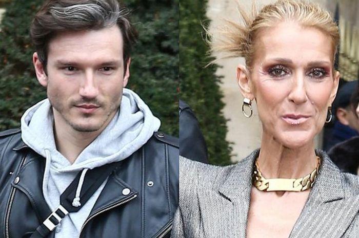 Celine Dion dan 'berondong' Pepe Munoz.