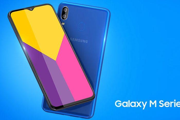 Samsung Resmi Luncurkan Ponsel Murah Galaxy M10 dan M20, Harganya?